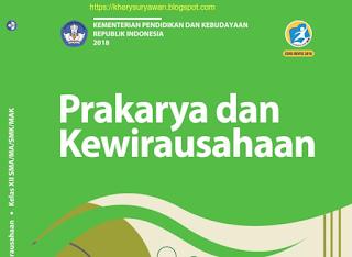 File Pendidikan Buku Siswa Prakarya dan Kewirausahaan Kelas 12 Revisi 2018