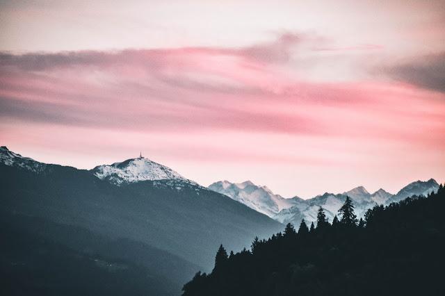 صور خلفيات كمبيوتر لظل الجبال