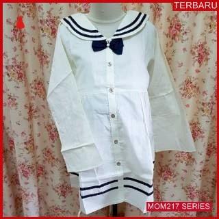 MOM217B18 Baju Atasan Hamil Sailor Menyusui Bajuhamil Ibu Hamil