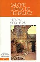 Breve Biografía de Salomé Ureña de Henríquez