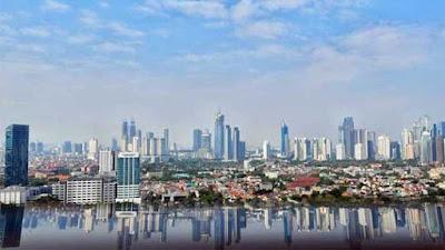 Ketika Jakarta Diramal Tenggelam di 2050