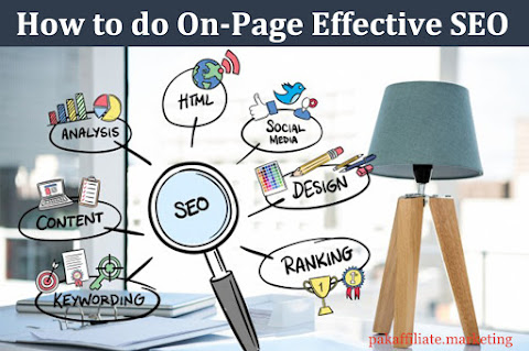 How to do On-Page Effective SEO