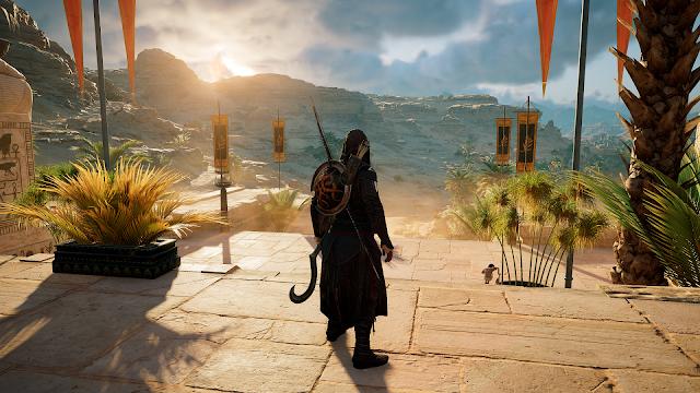 تحميل لعبة  Assassin's Creed Origins Free Download مجانا