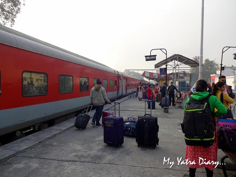Lal Kuan railway station Uttarakhand Indian railways