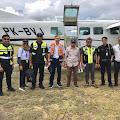 Pesawat Susi Air Mendarat Mulus  di Bandara Benjina Falabisahaya