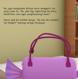 Review Buku Anak Dendang Kencana Rajin Membantu Ibu