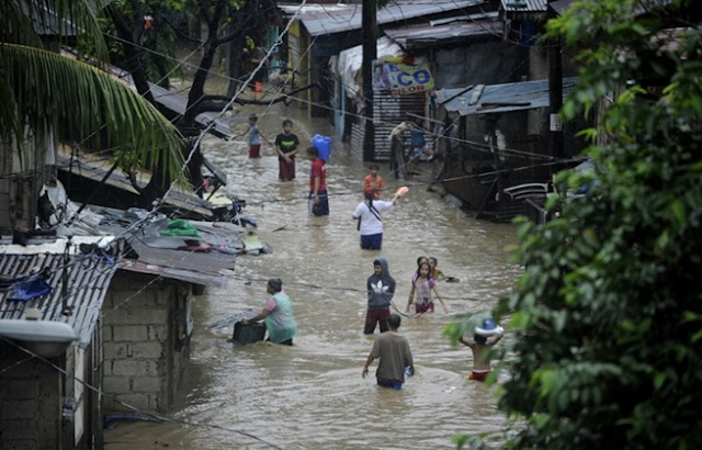 Five dead, thousands affected in Habagat