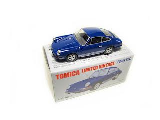 Tomica Limited Vintage LV-86e 1968 Porsche 911S
