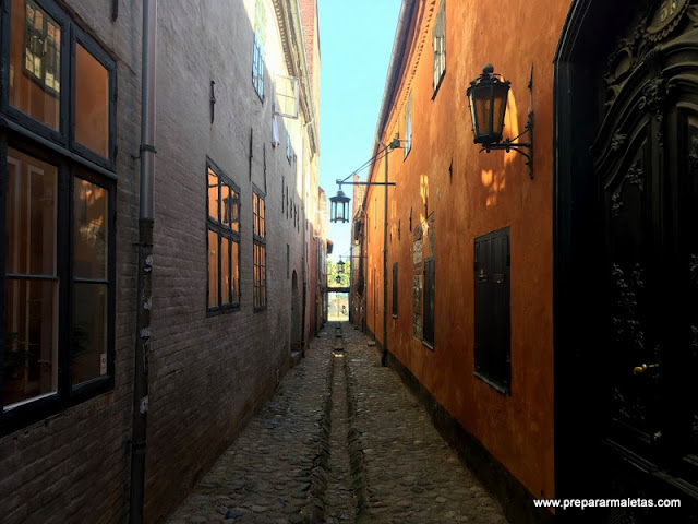 calles antiguas elsinor