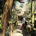 Makan Siang di Sapu Lidi Sawah, Lembang