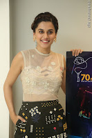 Taapsee Pannu in transparent top at Anando hma theatrical trailer launch ~  Exclusive 067.JPG