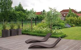 Genie Bricolage & Décoration: Decoration jardin maison ...