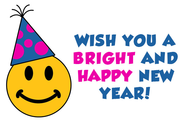 Image result for Happy New Year smileys