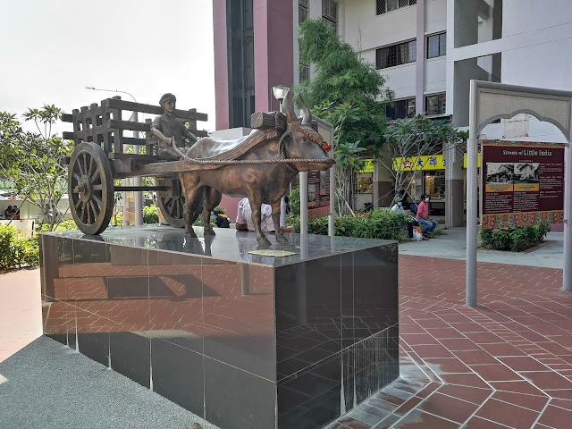 little india heritage plaza