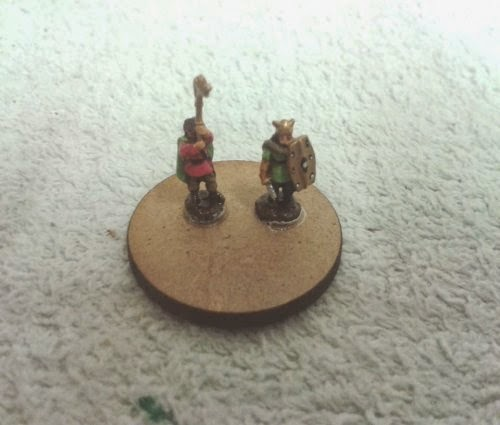 Another Gallic/Celtic division completed that now makes 28 warbands picture 2