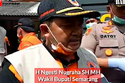 Streaming TV: Tim Forkopinda Bersama BPBD Kabupaten Semarang Lakukan Penyemprotan Disinfektan - Itu Semua Demi Kamu, Maka Kamu Dirumah Dulu Ya?