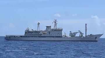 Kapal China Bantu Angkat Kri Nanggala 402 1169 China Kirim 48 Penyelam Bantu Evakuasi KRI Nanggala-402