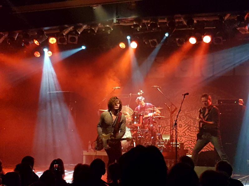 The Brew - Backstage - Munich - 9.11.2016