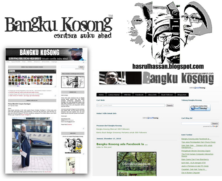 Mengenai blog HasrulHassan.com