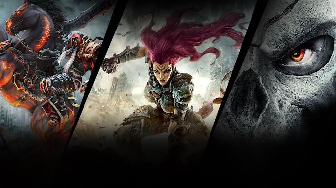 لعبة Darksiders الجديدة في معرض E3