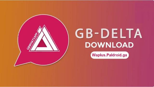 تطبيق واتساب جي بي دلتا GBWhatsApp DELTA v2.3.0 واتساب ضد الحظر اخر اصدار 2019
