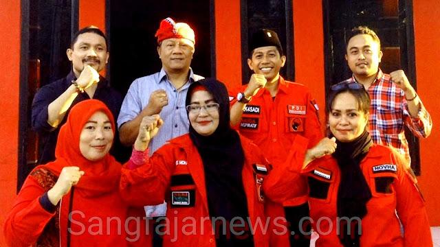 Foto Bersama Pengurus DPC PDI Perjuangan Kab. Bonebolango