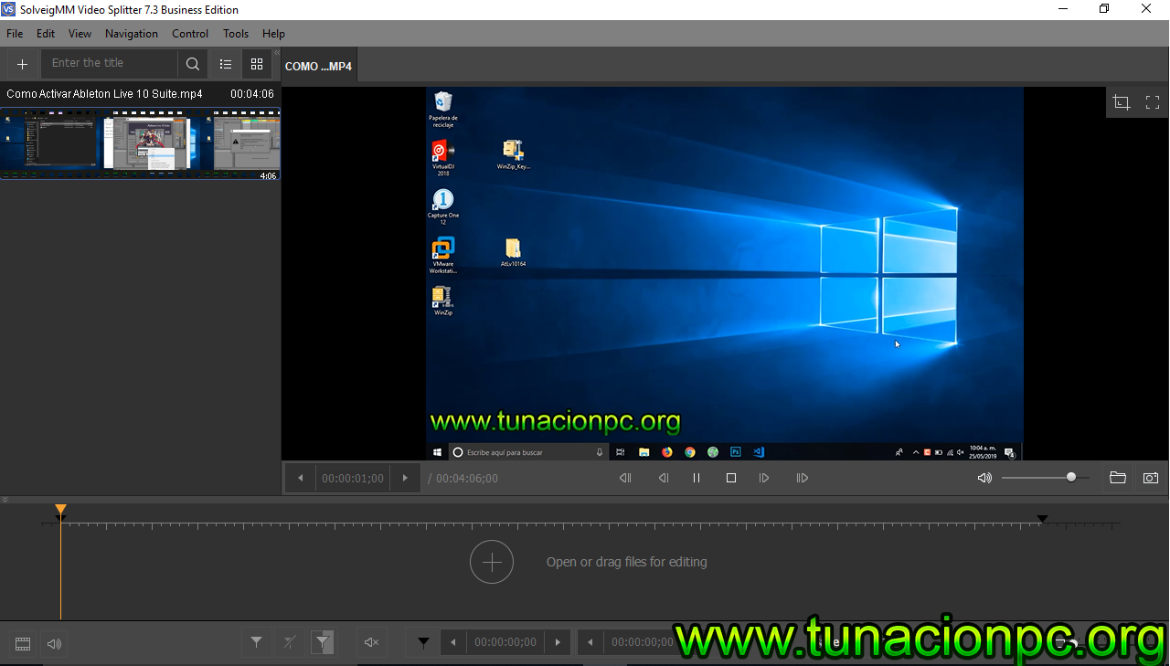 Descargar SolveigMM Video Splitter