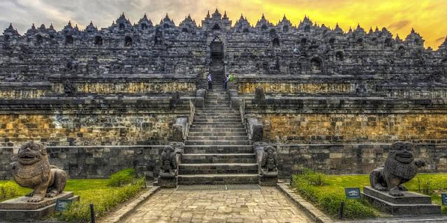 Wisata Keindahan Candi Borobudur