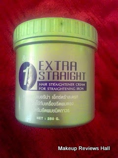 Berina Hair Straightening Cream Review