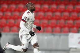 Romelu Lukaku's strike rescues a point for Roberto Martinez's men