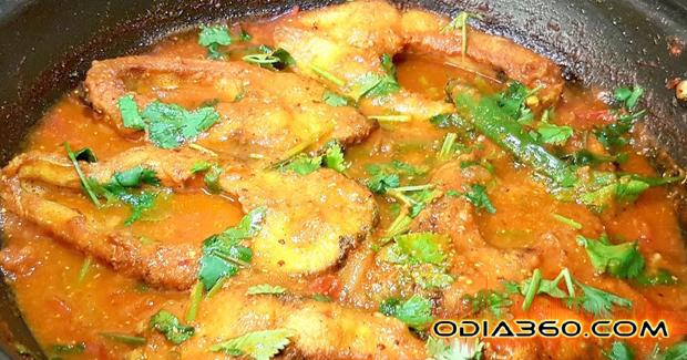 Odia Ilishi Fish Mahura Masala Recipe (ଓଡ଼ିଆ ଇଲିଶି ମାଛ ମହୁର ତରକାରୀ )