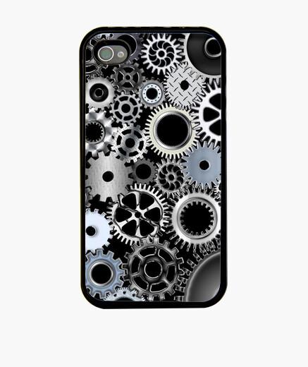 Fundas iphone - Diseño Engranajes
