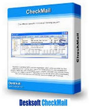 DeskSoft CheckMail 5.8.1 + Crack