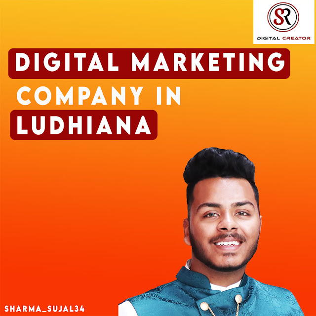 Digital Marketing Company In Ludhiana Sr Digital Creator:+91-7009839537