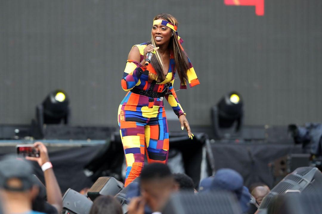 Tiwa Savage (Nigerian)
