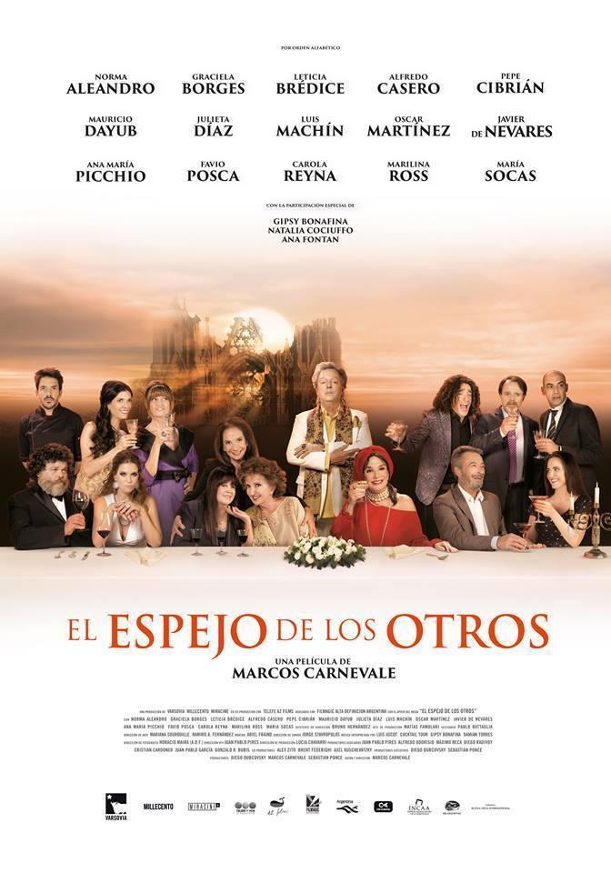 EL ESPEJO DE LOS OTROS - poster pelicula