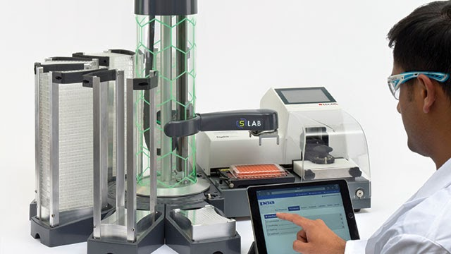 Lab Automation Market Forecast to 2027 - Covid-19 Impact and Global Analysis - By Equipment, Software, Application and Geography
