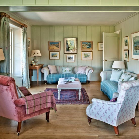 Home Inspiration: Modern Country House In Devon