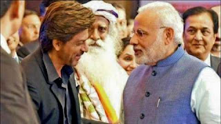 Shahrukh Khan congratulates PM Narendra Modi for huge victory in Lok Sabha Election 2019