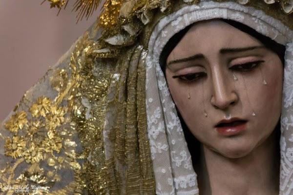 Horario e Itinerario Rosario Vespertino Nuestra Señora de la Salud (Agonía). Córdoba 10 de Octubre del 2021