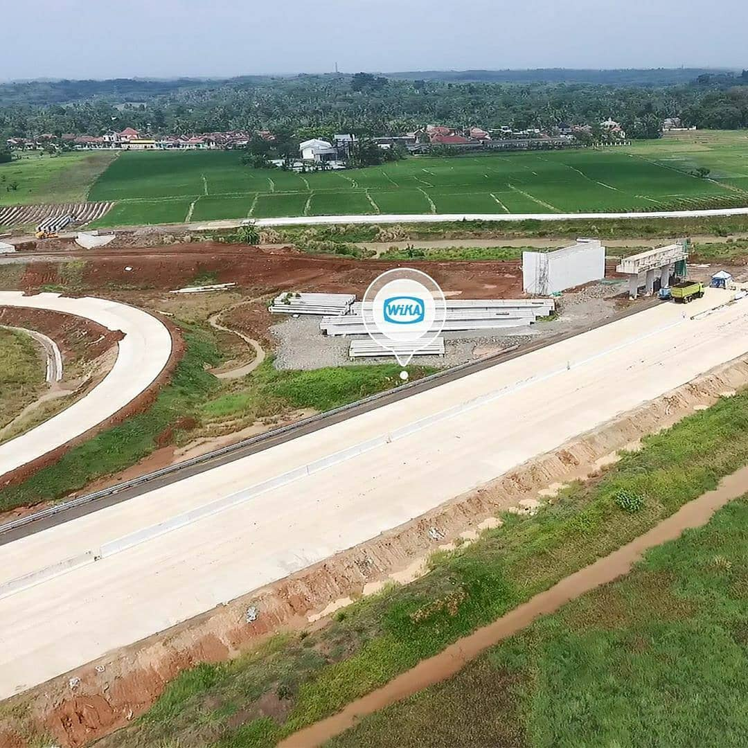 INFRASTRUKTUR JALAN TOL - Pembangunan Jalan Tol - Panimbang ditargetkan selesai pada tahun 2021.