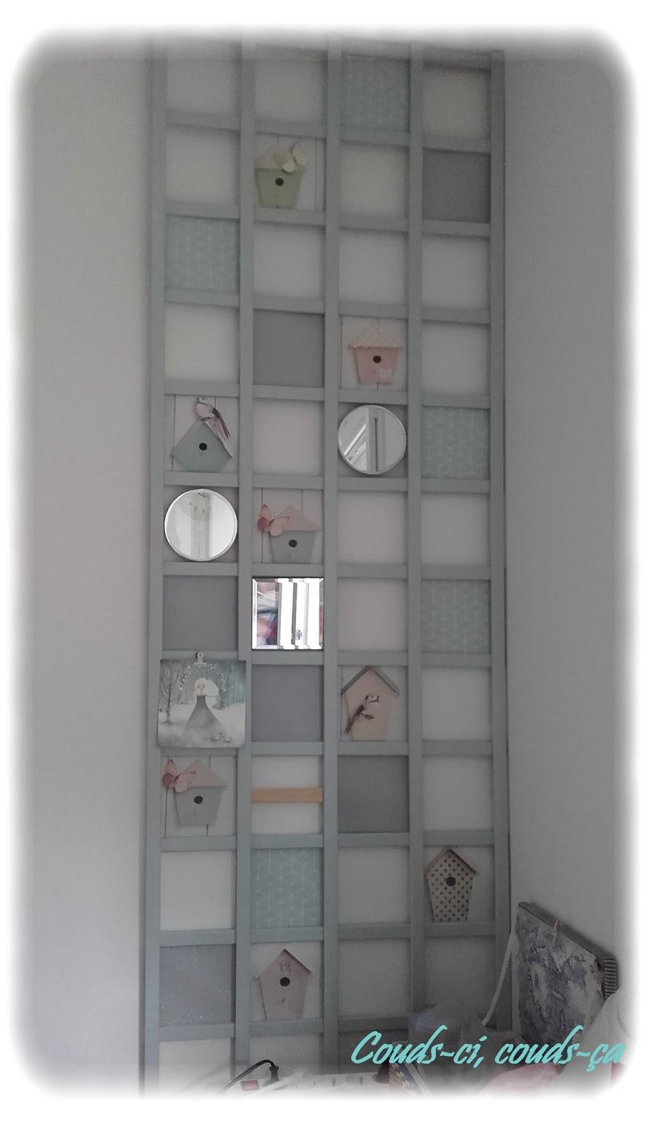 couds ci couds a comment d corer un mur blanc. Black Bedroom Furniture Sets. Home Design Ideas