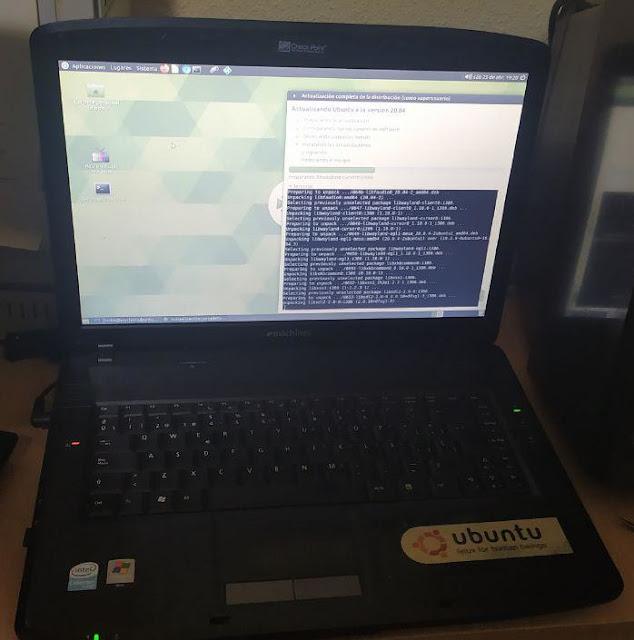 Acer e-machines E520
