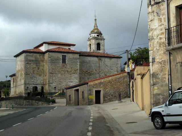 Villafranca Montes de Oca; Camino, Jola Stępień
