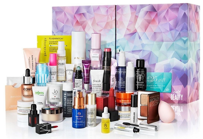 Here are the spoilers, contents, and cost breakdown of the CULT BEAUTY ADVENT CALENDAR 2019, which ships worldwide.