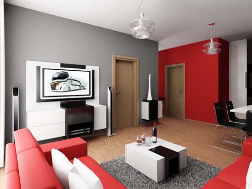 desain warna cat rumah minimalis & 4 Fakta Desain Interior Rumah Minimalis yang Ideal - Kembar.pro
