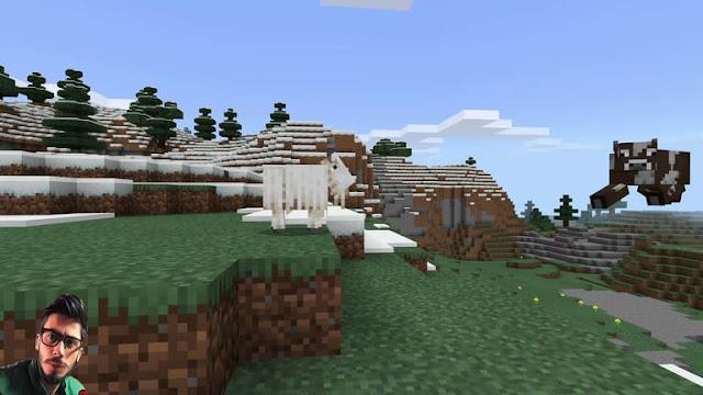ماين كرافت Minecraft 1.17- لعبة ماين كرافت تحديث الكهوف والمنحدرات