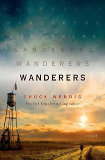 Cover for Wanderers by Chuck Wendig