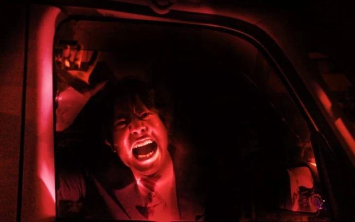 Hay una casa embrujada en Japón con autoservicio por la cuarentena y es terrorífica