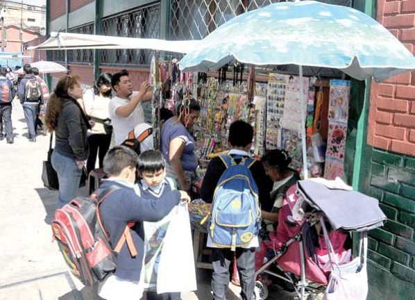 D9 de El Alto tiene la fecundidad más alta: 6,6 hijos por mujer